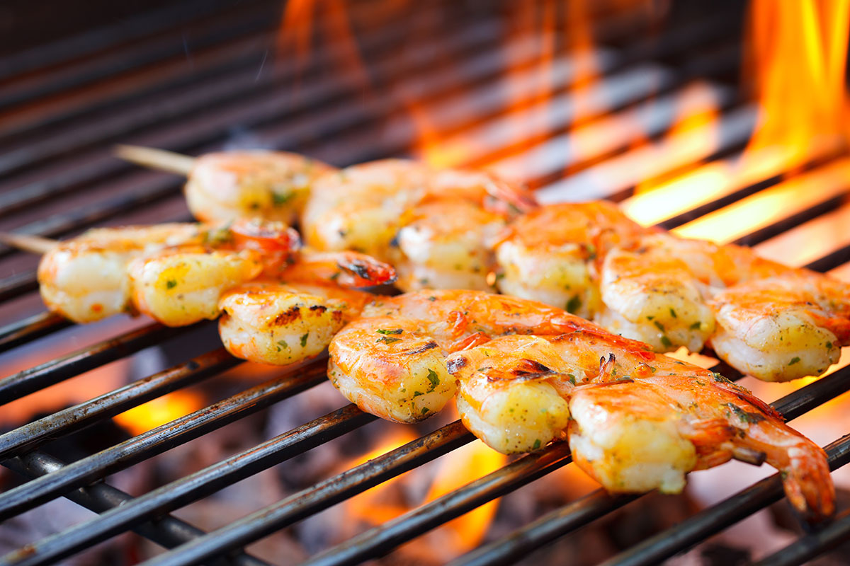 BBQ Shrimp