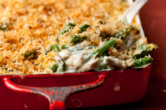 Basic Green Bean Casserole